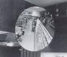 Optischer Rundspiegel (flach)