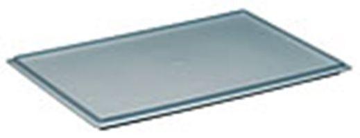 Auflagedeckel für 600x400 mm Farbe: grau