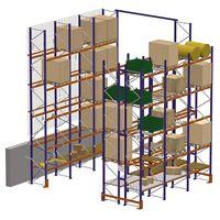 Palettenregalanlagen Konzeption, Planung, Umsetzung und Wartung