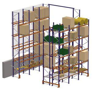 Palettenregalanlagen Konzeption, Planung, Umsetzung und Wartung 1